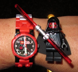 """Dark Side"" Watch"